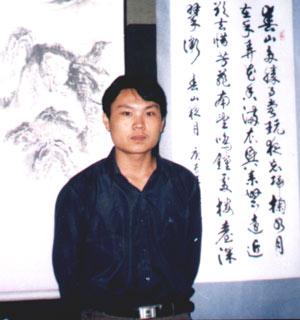 书画艺术家协会会员,山东省硬笔书法家协会会员.   自幼受祖